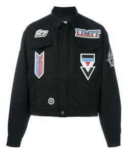 Ktz | Джинсовая Куртка С Нашивками