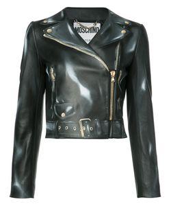 Moschino | Biker Jacket Size 42