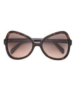 Prada | Солнцезащитные Очки В Оправе Кошачий Глаз