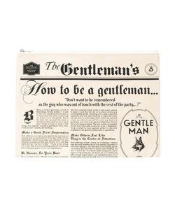 Mr. Gentleman | Клатч С Принтом Газеты