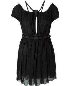 Jay Ahr | Платье С Веревочной Отделкой