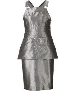 Moschino   Платье Рабочего Стиля