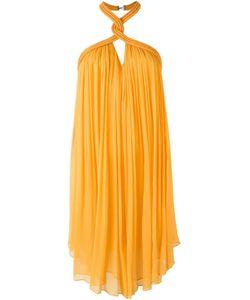 Jay Ahr | Платье С Петлей Халтер