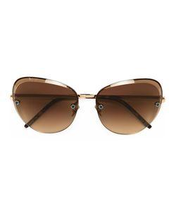 POMELLATO | Dual Lens Oversized Sunglasses