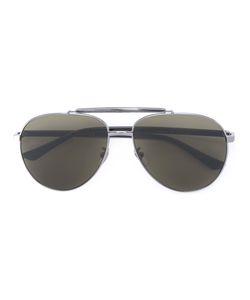 Gucci Eyewear | Mixed Material Aviator Sunglasses Size