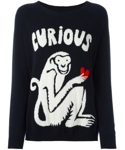 Chinti And Parker | Curious Monkey Jumper Size Small