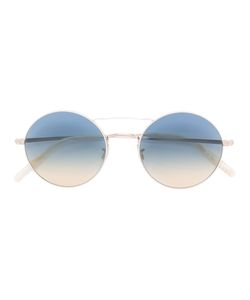 Oliver Peoples | Nickol Round Frame Sunglasses