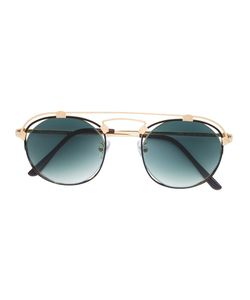 SPEKTRE | Round Lens Sunglasses Unisex Acetate/Metal Other