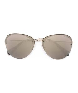 Miu Miu Eyewear | Aviator Sunglasses Metal