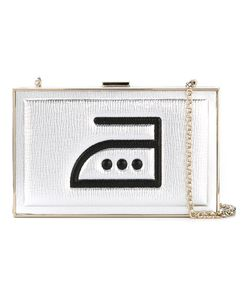 Anya Hindmarch | Iron Imperial Clutch