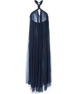 Jay Ahr | Платье С Украшением Из Плетеного Жгута