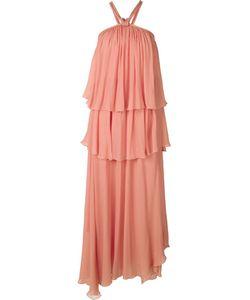 Jay Ahr | Платье Макси С Декоративной Веревкой