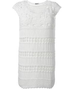 Saint Laurent   Вязаное Платье Шифт
