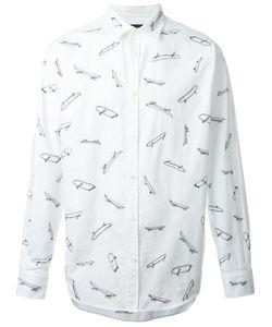 Dsquared2 | Рубашка Со Скейтбордами