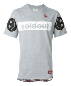 SOLD OUT FRVR | Футболка С Принтом Логотипа