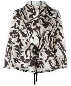 Moncler | Куртка С Камуфляжным Принтом
