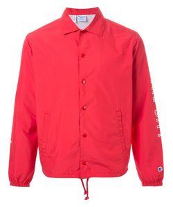Mr. Gentleman | X Champion Sleeve Print Jacket