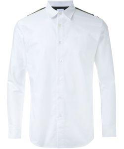 Mr. Gentleman | Рубашка С Погонами