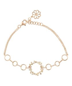KRISTIN HANSON | Loop Diamond Chain Bracelet
