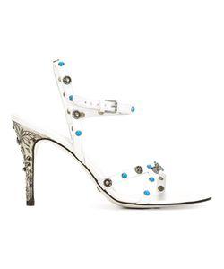 Dolce & Gabbana | Босоножки С Заклепками