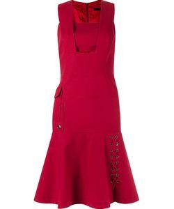 GIULIANA ROMANNO | Приталенное Платье Без Рукавов