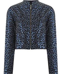 GIULIANA ROMANNO | Abstract Print Bomber Jacket