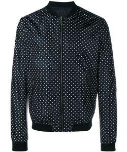 Dolce & Gabbana | Двусторонняя Куртка Бомбер В Горох