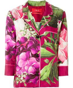 FOR RESTLESS SLEEPERS | Print Pyjama Shirt