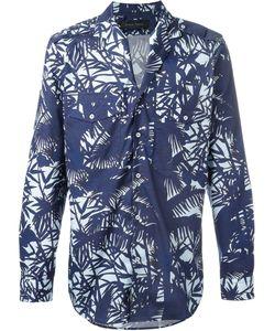 Christian Pellizzari | Рубашка С Абстрактным Принтом