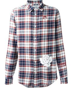 SOLD OUT FRVR | Printed Check Shirt