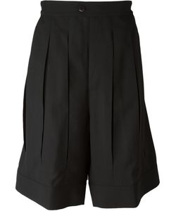 D-GNAK | Pleated Shorts