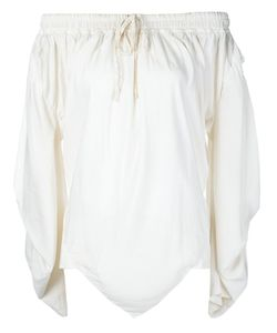 Vivienne Westwood Gold Label | Драпированная Блузка С Открытыми Плечами