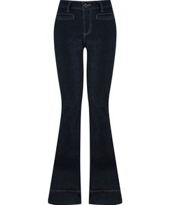 GIULIANA ROMANNO | High Waisted Flared Jeans