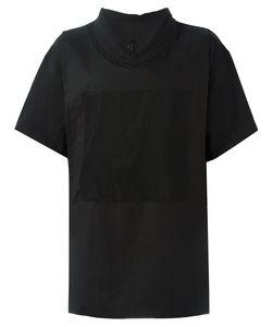 D. Gnak | D.Gnak Perforated Panel T-Shirt
