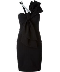 Moschino | Коктейльное Платье С Гаечным Ключом