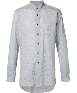 NAKED AND FAMOUS | Рубашка С Помятым Эффектом