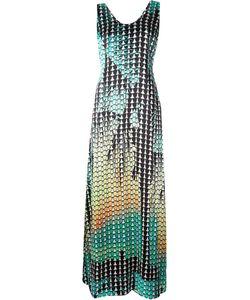 Ultra Chic | Длинно Платье С Принтом Солнцезащитных Очков
