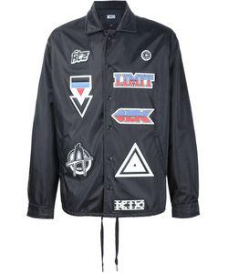 Ktz | Куртка С Заплатками