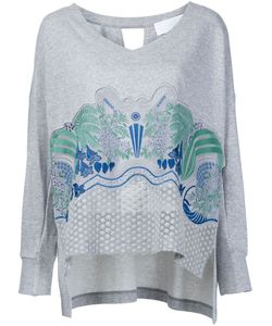 MAME | Flower Embroidery Sweater