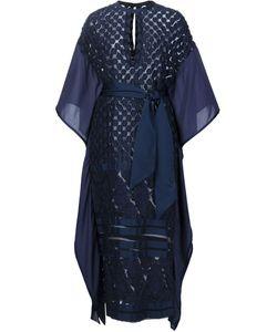 MAME | Платье-Кимоно С Поясом
