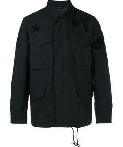 UNIFORM EXPERIMENT | Куртка С Нашивками