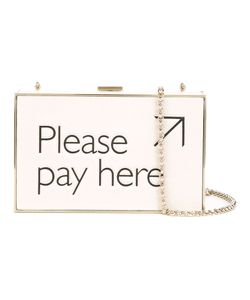 Anya Hindmarch | Клатч-Футляр Please Pay Here