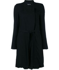 Ann Demeulemeester | Пальто Со Складками