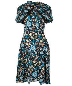 J.W. Anderson | Платье С Цветочным Узором