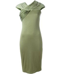 Givenchy | Асимметричное Платье