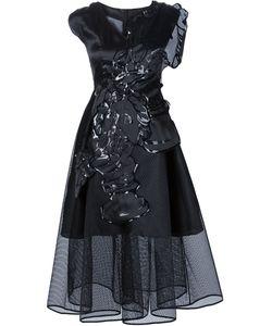 XIAO LI | Tulle Layered Dress