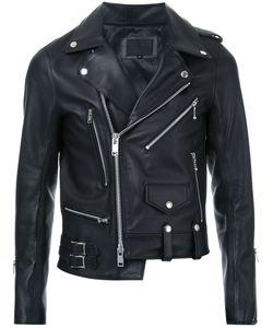 99 IS | Асимметричная Байкерская Куртка