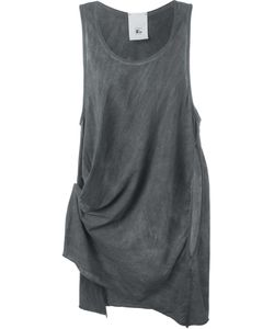 Rooms By Lost And Found | Cut-Out Draped Tank Top