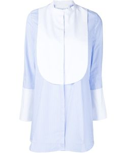 XIAO LI | Oversized Striped Shirt
