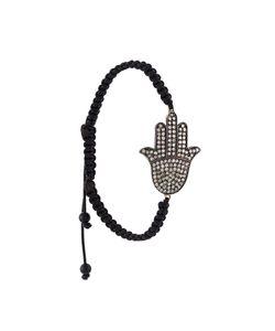 GEMCO | Diamond Hamsa Bracelet